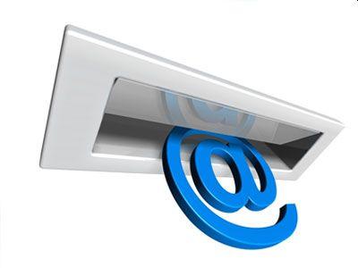 E-Mail Postfach Bezirksmitarbeiter